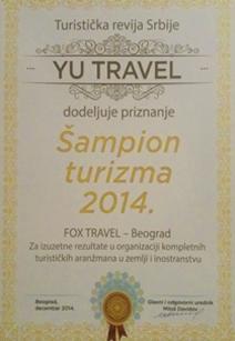 Sampion turizma